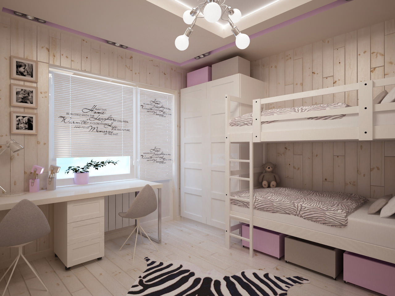 Surprising Childrens Beds For 2 Girls Childrens Room Design For Two Download Free Architecture Designs Viewormadebymaigaardcom